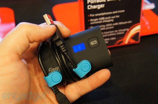 Hands-on with Energizer's Universal Multi-Port and Portable chargers