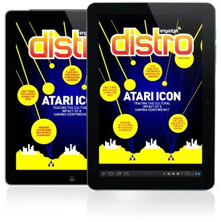 Distro Issue 39 takes a look back at 40 years of Atari and the console's cultural impact