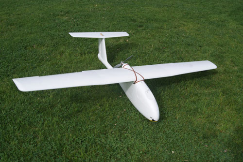 The E382 Aerial Mapping Airplane touts unmaned cartography, ready-to-fly drone kit starting at $600