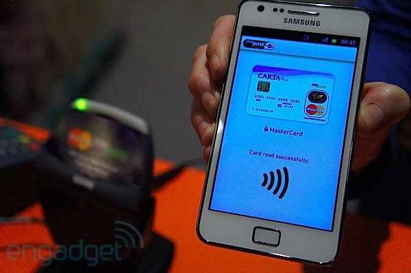 MasterCard introduces PayPass Wallet Services, Online and API at CTIA 2012