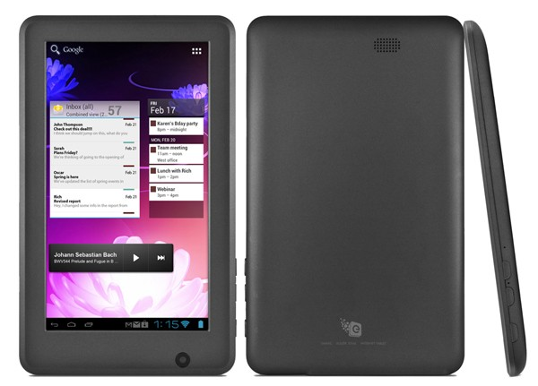 EMatic thinks $120 is way too much to pay for an ICS tablet, unveils the $119 eGlide Steal