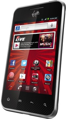 PSA: LG Optimus Elite available today on Virgin Mobile USA for $150