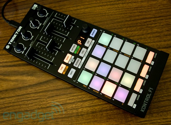 Native Instruments Traktor Kontrol F1 review