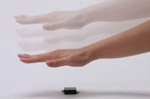 Fujitsu dabbles in palm reading, hopes to bring biometric sensors to tablets