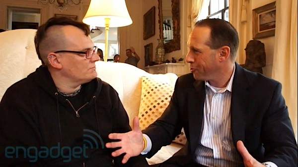 The Engadget interview: AT&T's Glenn Lurie talks Digital Life at CTIA 2012 (video)