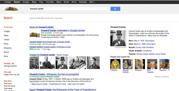 Google launches Knowledge Graph today, wants to understand real things