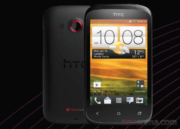 HTC Desire C gets official 'First Look' video and UK pricing