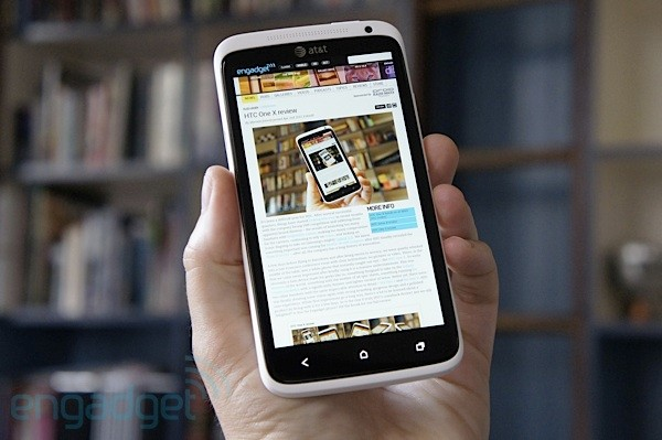 HTC One X for AT&amp;T review
