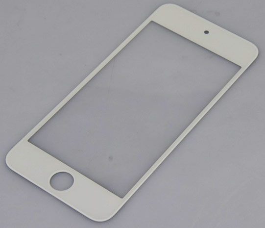 Purported fifth-gen iPod touch panel slips out, show a tall 4.1-inch screen that's possibly iPhone-bound