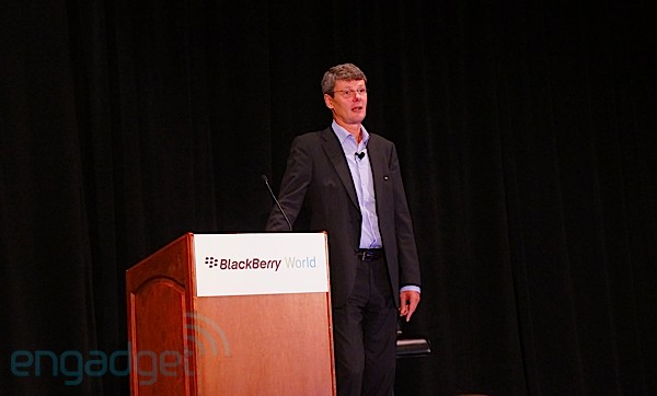 RIM CEO hints at future BBM video chat feature
