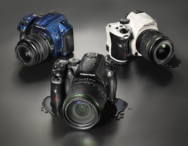 Pentax makes K-30 official with weatherproofing and 1080p video