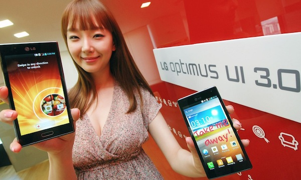 LG shows off its UI 3.0 for Ice Cream Sandwich devices, says it's 'unobtrusive and simple'