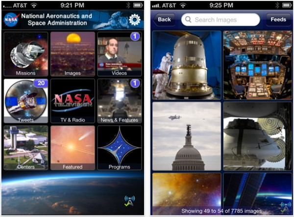 NASA app goes 2.0, the safest launch this century