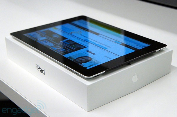 New iPad 3/4 box shot
