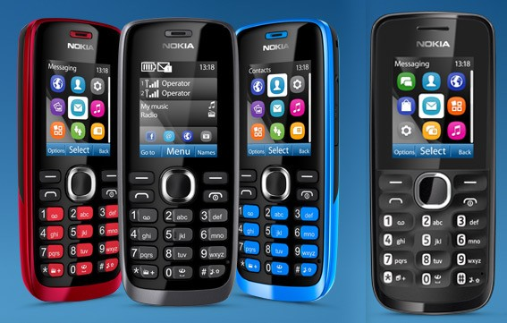 Nokia's new 110 and 112 dual-sim phones are cheap and chatty