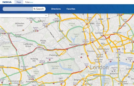 Nokia has its wicked way with Bing Maps, stork delivers traffic advice and geocoding