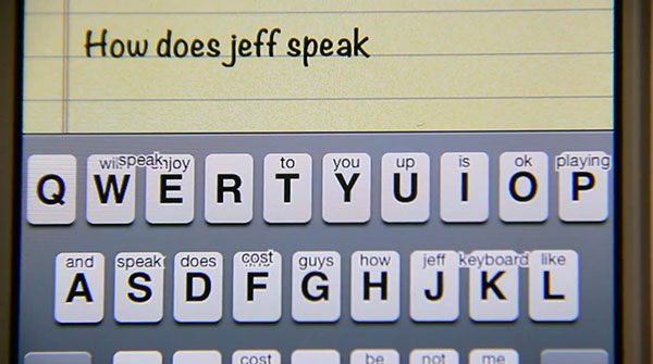 BlackBerry 10's predictive keyboard gets transplanted with Octopus Keyboard for jailbroken iOS