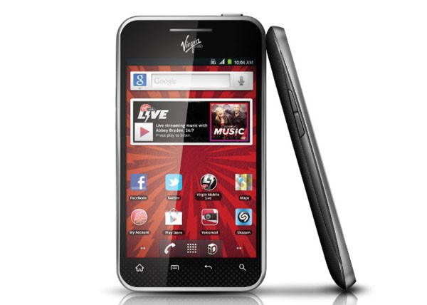 LG Optimus Elite on pre-order at Virgin Mobile; carrier