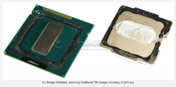 Intel caught out using cheap thermal paste in Ivy Bridge?