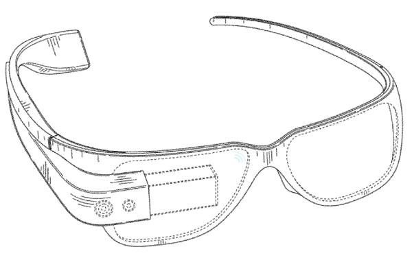 Those suave Google glasses are now patent-protected