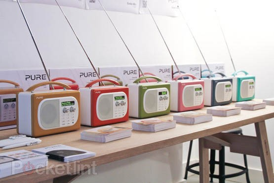 Pure updates Evoke Mio radios with six new colors, thinks you need a new shade for summer