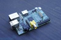 Raspberry Pi hands-on and Eben Upton interview at Maker Faire (video)