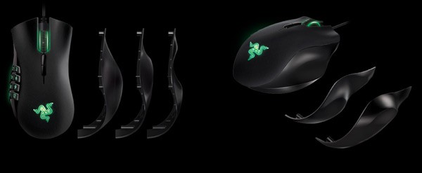 Razer Naga MMO mouse gets work done for 2012 