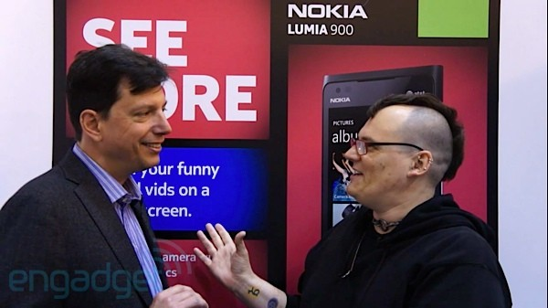 Richard Kerris of Nokia in interview