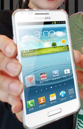 Samsung's SHV-E170K, has dual-core Snapdragon, LTE and an inferiority complex