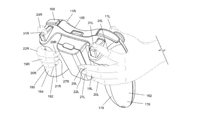 Microsoft patent details pressure-sensitive Xbox controller for storing players