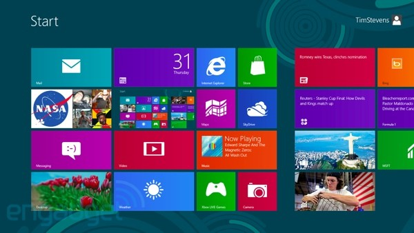 Windows 8 may not let you boot to the desktop