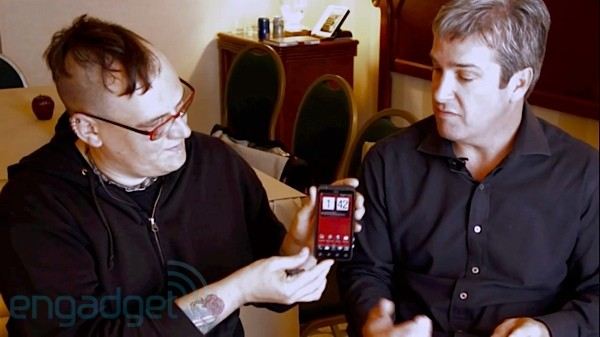 The Engadget interview: Sprint product execs John Tudhope and David Owens at CTIA 2012 (video)