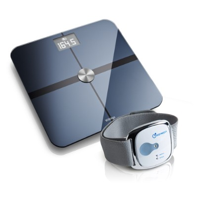 Withings WiFi scale now uploads weigh-ins to BodyMedia FIT system, won't let you hide from the truth