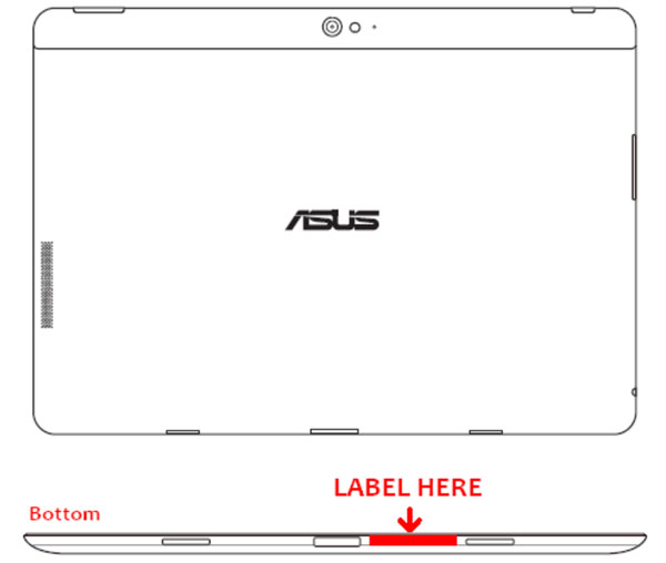 tf700tfcc83776200312 ASUS Transformer Pad Infinity Series hits the FCC