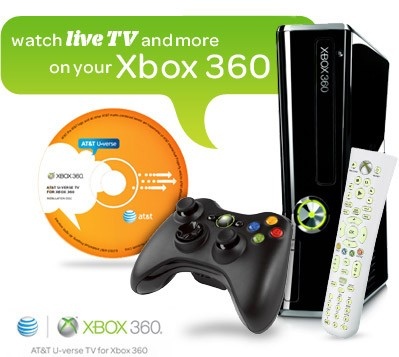 AT&T temporarily pulls the plug on its Xbox 360 U-verse kit, says it's working to improve it