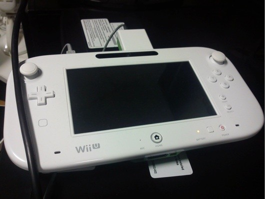 Alternative Wii U controller design makes brief Twitter appearance, goes into hiding