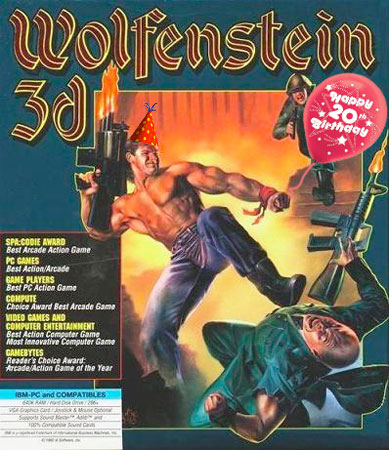 Wolfenstein 3D: Play it for free