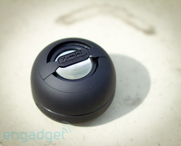 X-mini KAI capsule speaker review