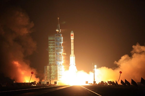 China planning manned mission to its own space station, didnt want to be on the ISS anyway
