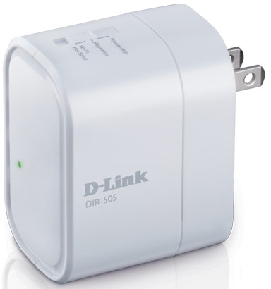 DLink SharePort DIR505 is a router  repeater  access point that fits in your pocket, ships today for $100
