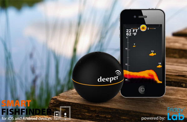 Deeper Smart Phone Fish Finder