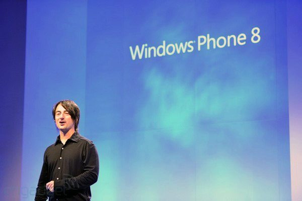 Microsoft introduces Windows Phone 8, offers a 'shared core' with Windows 8