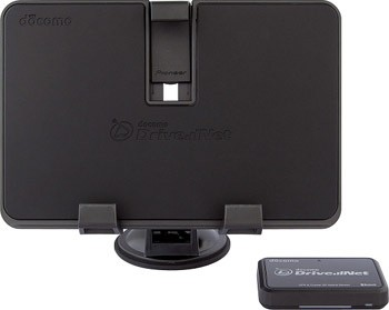 Driving dock for tablets