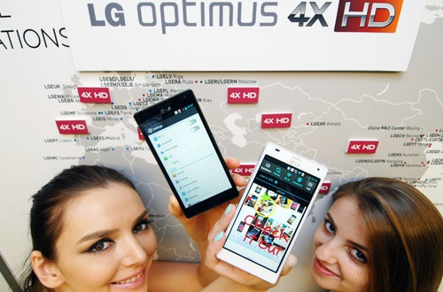 LG's Optimus 4X HD officially making its way to 11 European locales, 'surprises' in store
