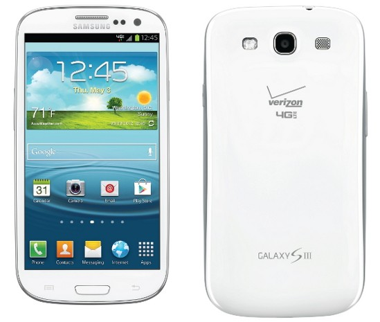 Verizon Galaxy S III teaser