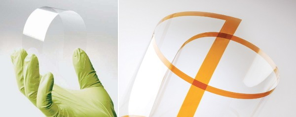 Corning unveils slim, flexible Willow Glass
