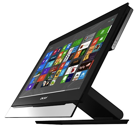 Acer announces Windows 8 allinone U Series at Computex 2012