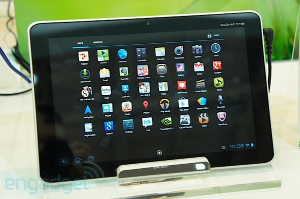 Acer shows off nextgen Iconia Tab A210 and A110 at Computex, we go handson video