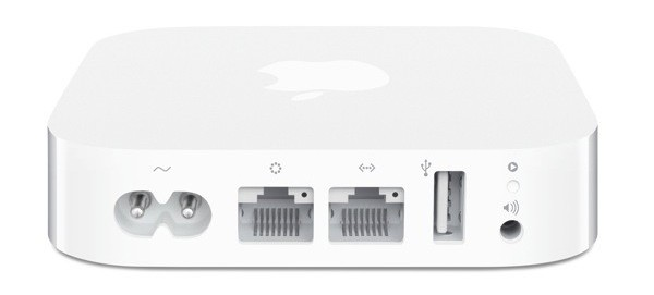 Apple slips out new AirPort Express with simultaneous dualband WiFi update photo!