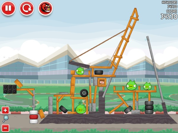Rovio launches Angry Birds Heikki because Formula 1 and fortbreaking games are like peanut butter and chocolate